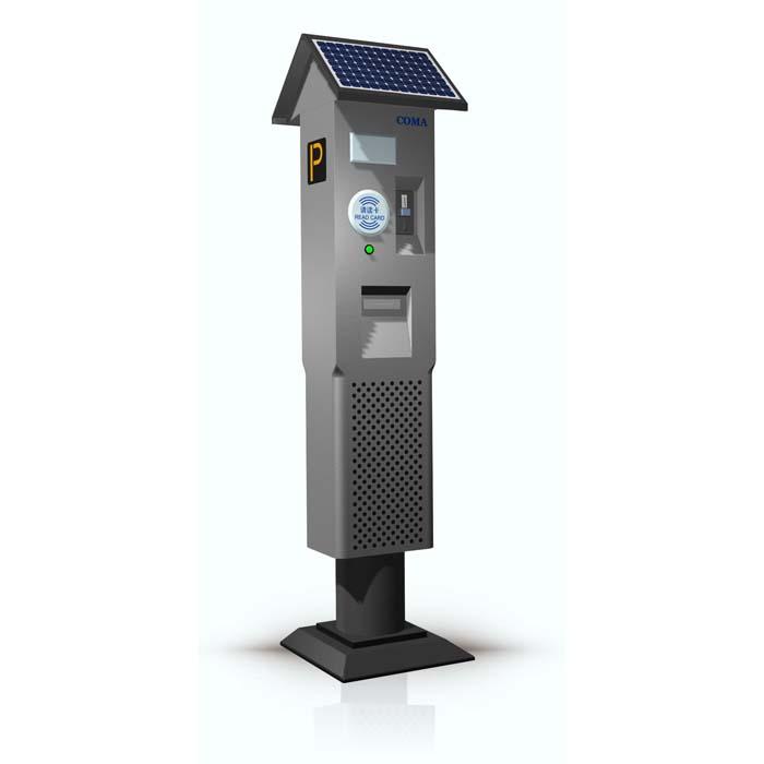 太阳能咪表机
